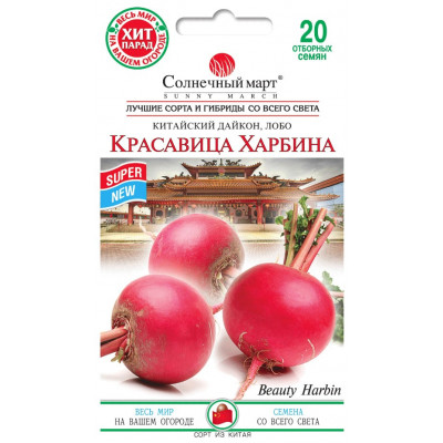 Дайкон Красавица Харбина