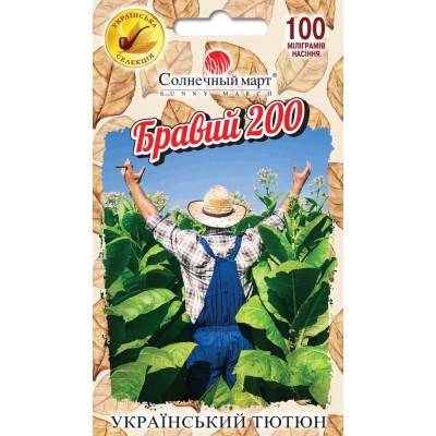 Табак Бравый 200
